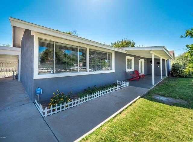 1541 E San Juan Avenue, Phoenix, AZ 85014 (MLS #6046429) :: Brett Tanner Home Selling Team