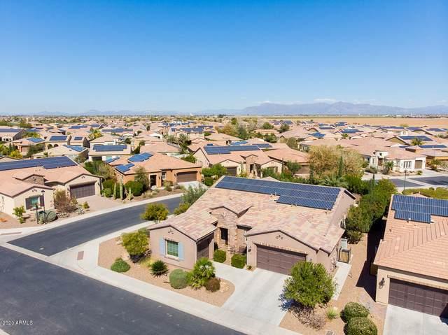 36439 N Crucillo Drive, San Tan Valley, AZ 85140 (MLS #6046460) :: Arizona Home Group