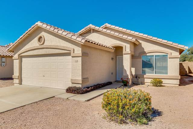 9230 E Carol Avenue, Mesa, AZ 85208 (MLS #6046469) :: Brett Tanner Home Selling Team