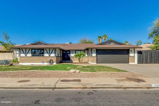 2436 E Javelina Avenue, Mesa, AZ 85204 (MLS #6046522) :: Yost Realty Group at RE/MAX Casa Grande