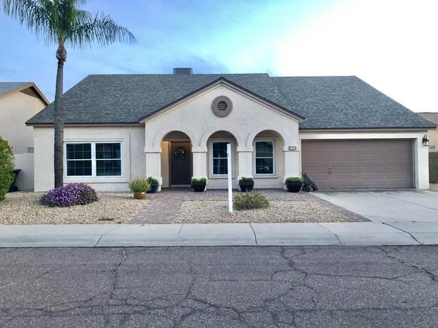 4125 W Misty Willow Lane, Glendale, AZ 85310 (MLS #6046530) :: Brett Tanner Home Selling Team