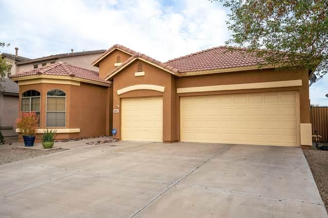 6817 S 55TH Lane, Laveen, AZ 85339 (MLS #6046585) :: Brett Tanner Home Selling Team