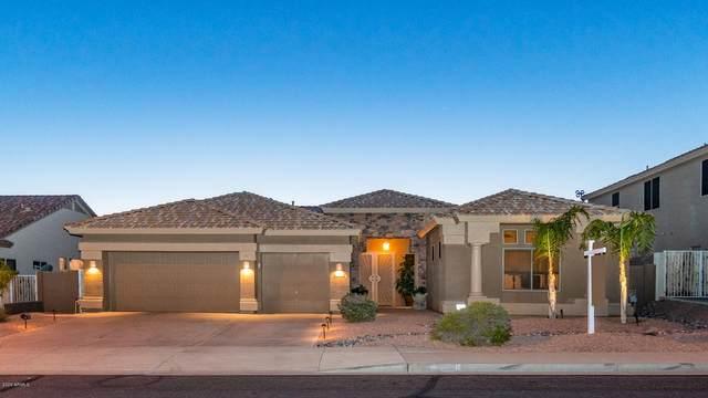 1428 N Bernard, Mesa, AZ 85207 (MLS #6046586) :: Brett Tanner Home Selling Team