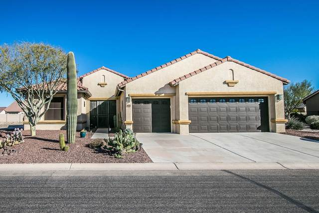 4806 W Buckskin Drive, Eloy, AZ 85131 (MLS #6046588) :: Riddle Realty Group - Keller Williams Arizona Realty