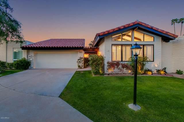 7322 E Sierra Vista Drive, Scottsdale, AZ 85250 (MLS #6046667) :: My Home Group