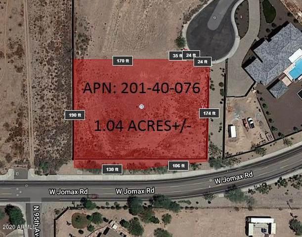 9495 W Freedom Trail, Peoria, AZ 85383 (MLS #6046690) :: Howe Realty
