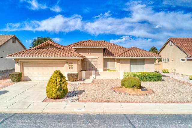 2589 Coral Brooke Drive, Sierra Vista, AZ 85650 (MLS #6046807) :: neXGen Real Estate