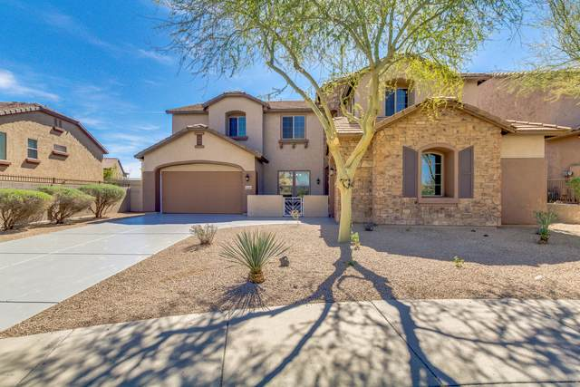 26889 N 87TH Lane, Peoria, AZ 85383 (MLS #6046837) :: Brett Tanner Home Selling Team