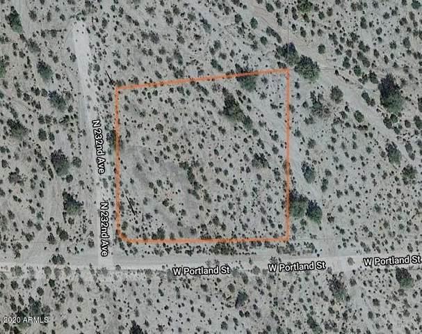 23120 W Portland Street, Buckeye, AZ 85396 (MLS #6046984) :: neXGen Real Estate