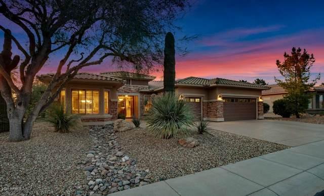 20114 N Horse Trail Drive, Surprise, AZ 85374 (MLS #6046990) :: The Garcia Group
