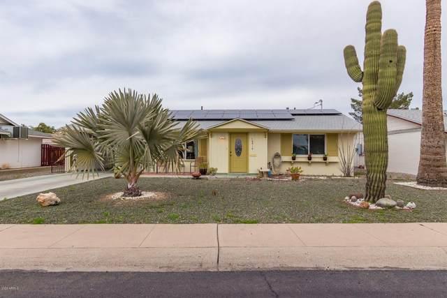 10810 W El Dorado Drive, Sun City, AZ 85351 (MLS #6047073) :: Riddle Realty Group - Keller Williams Arizona Realty
