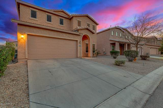 247 E Mule Train Trail, San Tan Valley, AZ 85143 (MLS #6047079) :: Riddle Realty Group - Keller Williams Arizona Realty