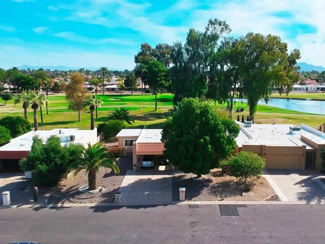 9418 E Sun Lakes Boulevard N, Sun Lakes, AZ 85248 (MLS #6047125) :: Riddle Realty Group - Keller Williams Arizona Realty