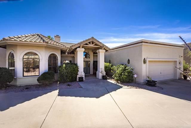 15753 E Sunflower Drive E, Fountain Hills, AZ 85268 (MLS #6047127) :: Arizona Home Group