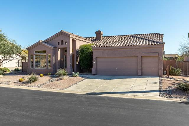 3060 N Ridgecrest #185, Mesa, AZ 85207 (MLS #6047175) :: Riddle Realty Group - Keller Williams Arizona Realty