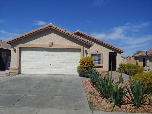 12610 W Dreyfus Drive, El Mirage, AZ 85335 (MLS #6047184) :: Nate Martinez Team