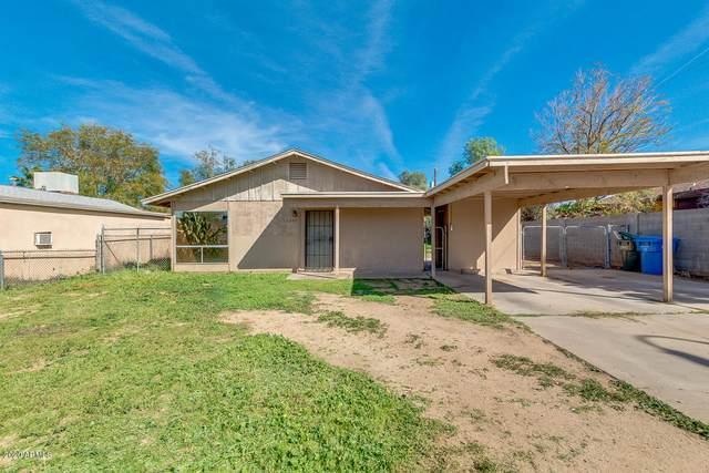 6205 S 12TH Place, Phoenix, AZ 85042 (MLS #6047238) :: Brett Tanner Home Selling Team