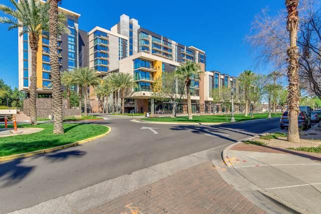 200 W Portland Street #815, Phoenix, AZ 85003 (MLS #6047261) :: Riddle Realty Group - Keller Williams Arizona Realty