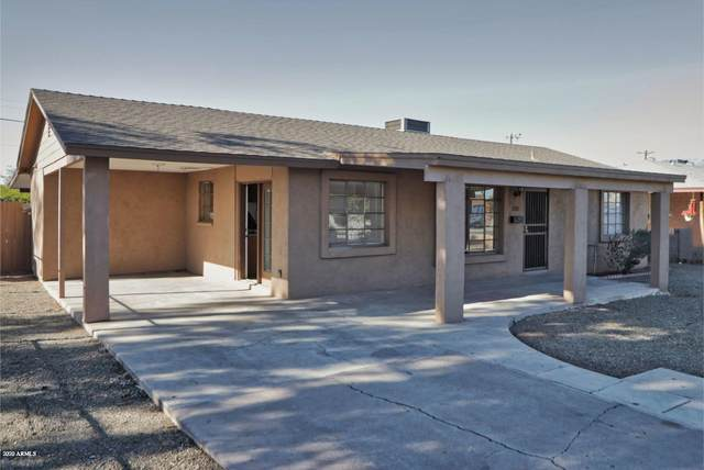 1330 N 36TH Drive, Phoenix, AZ 85009 (MLS #6047275) :: Brett Tanner Home Selling Team