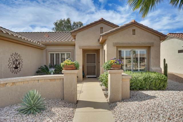 15971 W Quail Brush Lane, Surprise, AZ 85374 (MLS #6047355) :: Brett Tanner Home Selling Team