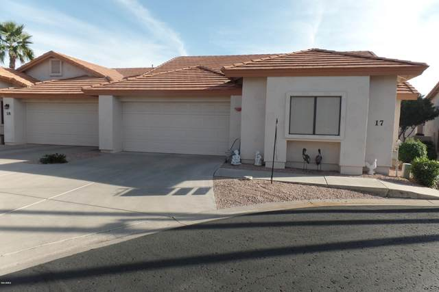2055 N 56TH Street #17, Mesa, AZ 85215 (MLS #6047372) :: The Property Partners at eXp Realty