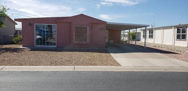 3604 N Kansas Avenue, Florence, AZ 85132 (MLS #6047391) :: Brett Tanner Home Selling Team