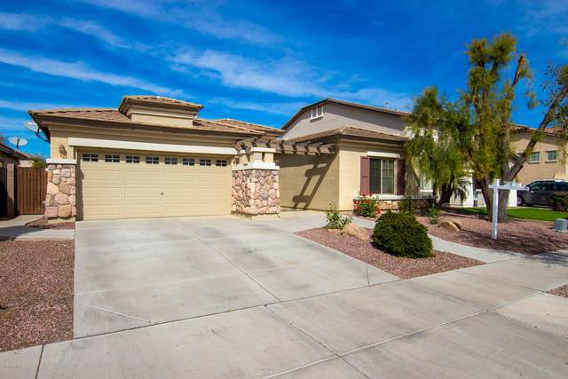 18874 E Kingbird Drive, Queen Creek, AZ 85142 (MLS #6047420) :: Brett Tanner Home Selling Team