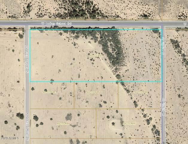 43000 W Indian School Road, Tonopah, AZ 85354 (MLS #6047536) :: Riddle Realty Group - Keller Williams Arizona Realty