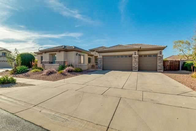 7302 N Kirsten Avenue, Glendale, AZ 85305 (MLS #6047593) :: Brett Tanner Home Selling Team