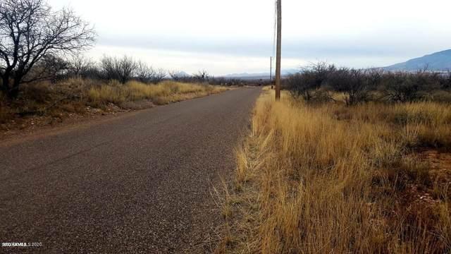 Lot 182 S Barnett Road, Bisbee, AZ 85603 (MLS #6047616) :: Brett Tanner Home Selling Team