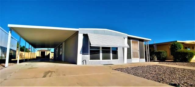 3160 E Main Street #16, Mesa, AZ 85213 (MLS #6047634) :: Brett Tanner Home Selling Team