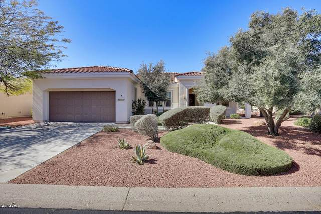 22220 N Los Gatos Drive, Sun City West, AZ 85375 (MLS #6047639) :: Long Realty West Valley