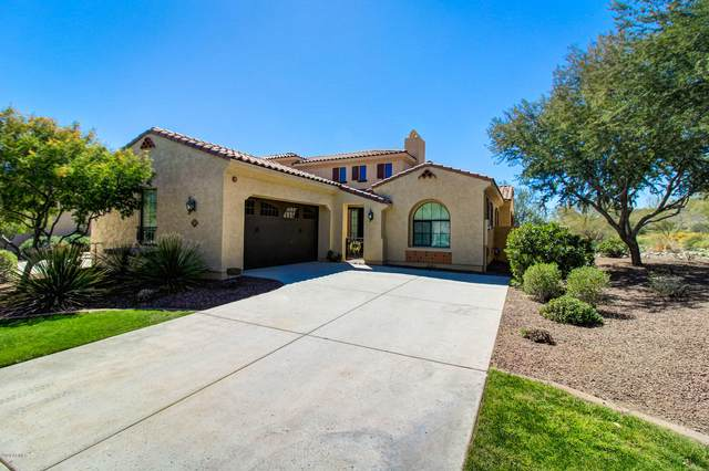 3562 N Hooper Street, Buckeye, AZ 85396 (MLS #6047679) :: Conway Real Estate