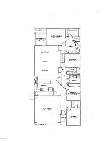 5938 S 247TH Drive, Buckeye, AZ 85326 (MLS #6047727) :: Riddle Realty Group - Keller Williams Arizona Realty