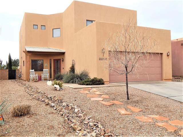 2206 Knowlton Street, Sierra Vista, AZ 85635 (MLS #6047748) :: Brett Tanner Home Selling Team
