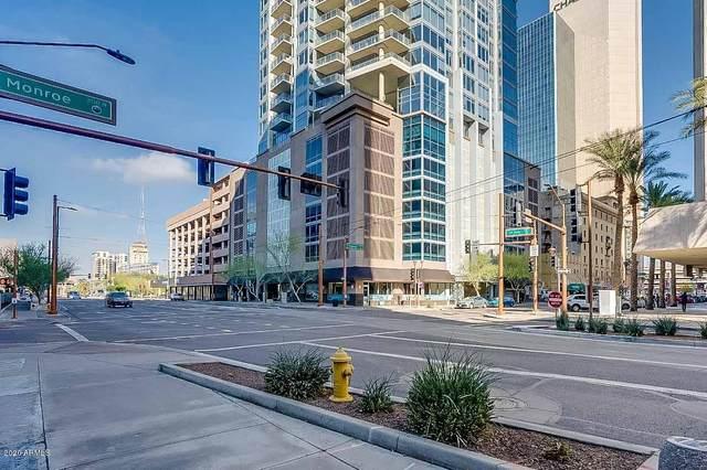44 W Monroe Street #3008, Phoenix, AZ 85003 (MLS #6047877) :: My Home Group