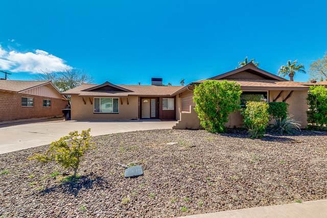 8507 E Bonnie Rose Avenue, Scottsdale, AZ 85250 (MLS #6047893) :: Brett Tanner Home Selling Team