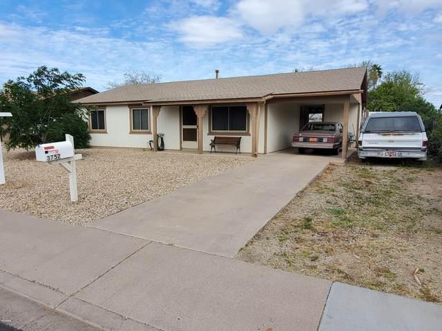3752 E Sweetwater Avenue, Phoenix, AZ 85032 (MLS #6047966) :: Brett Tanner Home Selling Team