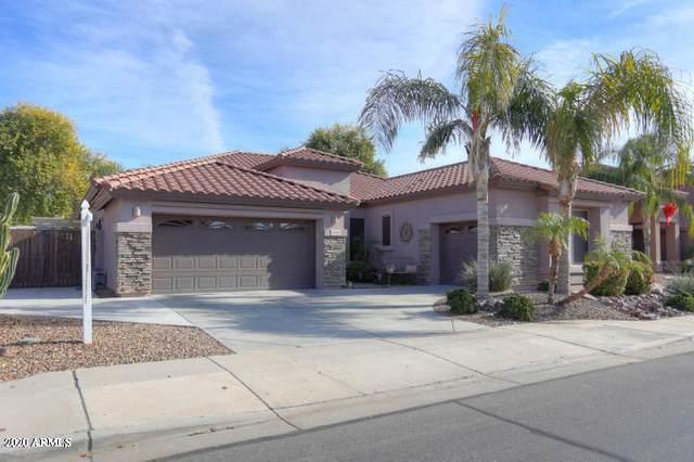 2305 S Faith, Mesa, AZ 85209 (MLS #6047967) :: Brett Tanner Home Selling Team