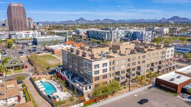 1326 N Central Avenue #415, Phoenix, AZ 85004 (MLS #6047990) :: Brett Tanner Home Selling Team