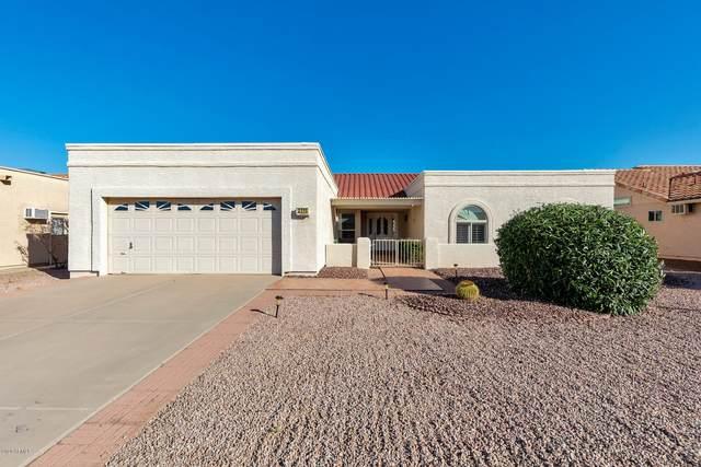 2211 Leisure World, Mesa, AZ 85206 (MLS #6047998) :: Brett Tanner Home Selling Team