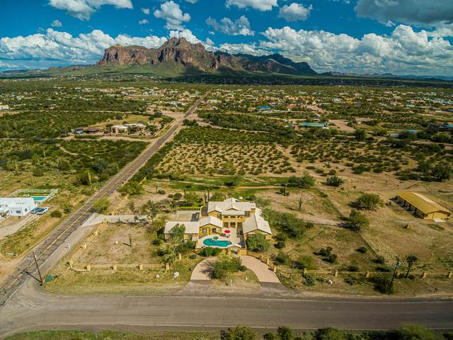1527 N Wickiup Road, Apache Junction, AZ 85119 (MLS #6048012) :: The Riddle Group