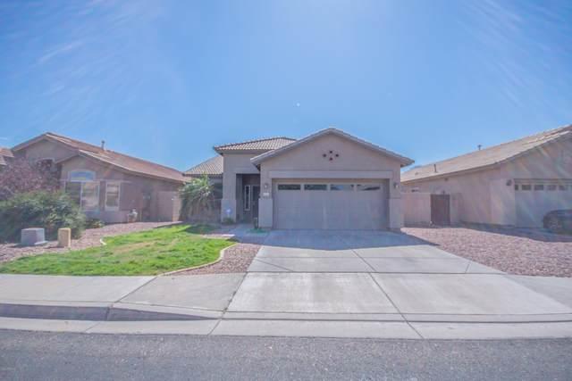 12537 W Jefferson Street, Avondale, AZ 85323 (MLS #6048029) :: The Daniel Montez Real Estate Group