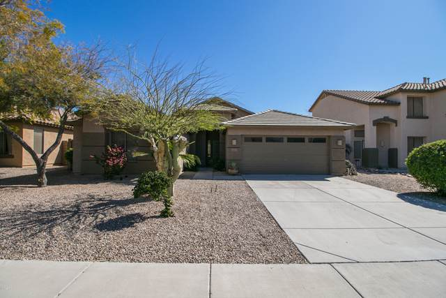 21419 N 91ST Drive, Peoria, AZ 85382 (MLS #6048104) :: The Laughton Team