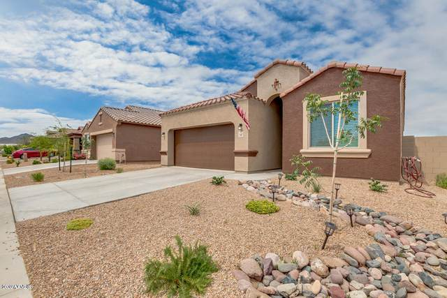 2347 S 235TH Lane, Buckeye, AZ 85326 (MLS #6048112) :: Arizona Home Group
