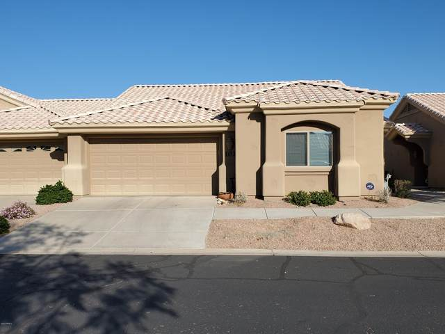 5830 E Mckellips Road #103, Mesa, AZ 85215 (MLS #6048161) :: The Property Partners at eXp Realty