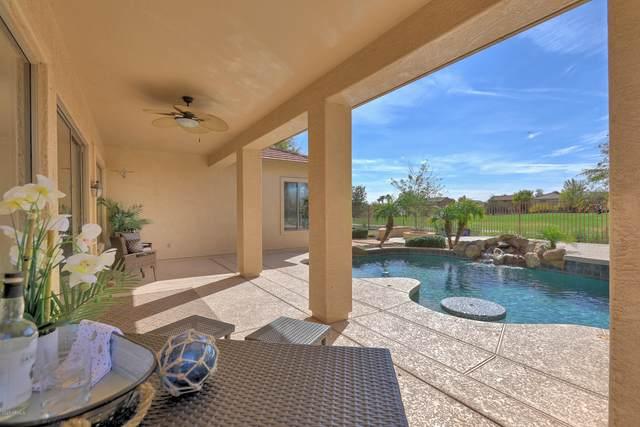 6586 S Crestview Drive, Gilbert, AZ 85298 (MLS #6048199) :: Brett Tanner Home Selling Team