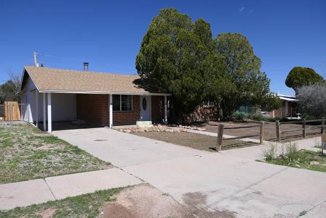 603 E Post Road, Benson, AZ 85602 (MLS #6048223) :: Brett Tanner Home Selling Team
