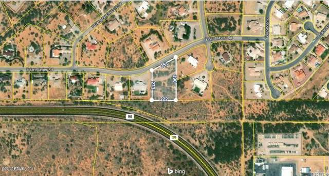 0000 E San Xavier Road, Sierra Vista, AZ 85635 (MLS #6048240) :: Long Realty West Valley