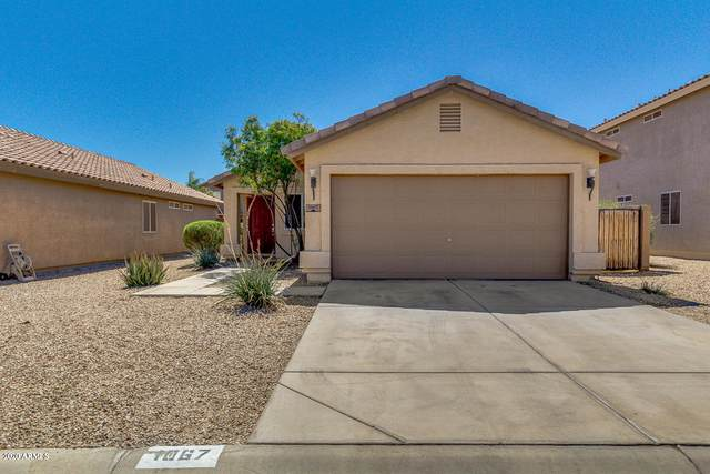 1067 E Stardust Way, San Tan Valley, AZ 85143 (MLS #6048346) :: Brett Tanner Home Selling Team